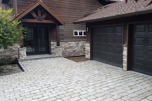 Add a Belgian stone driveway to your home!